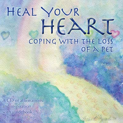image of heal your heart CD
