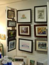 photo of art display