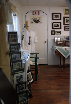 photo of shop entrance