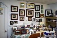 photo of merchandise on display