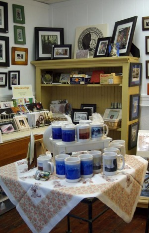photo of merchandise