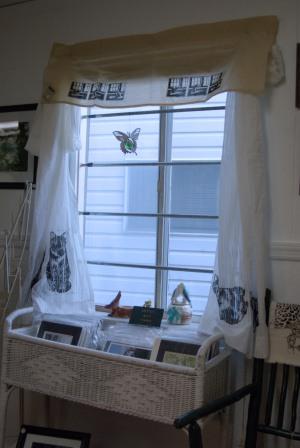 photo of window display