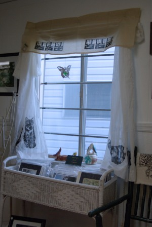 photo of window display
