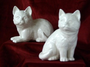 Feline urns at chartiers custom pet cremations