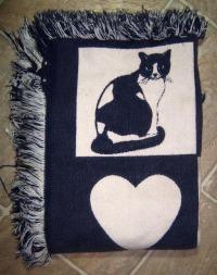 cat rug