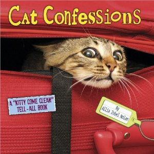 cover of cat confessions book