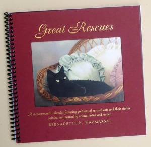 great rescues calendar and gift book