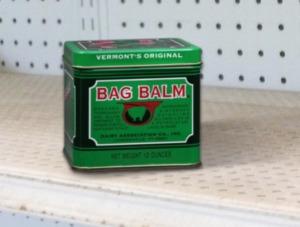 bag balm at the agway