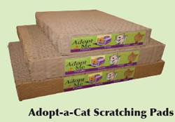 scratch pads from Imperial Cat