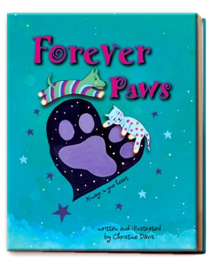 Cover of book forever paws