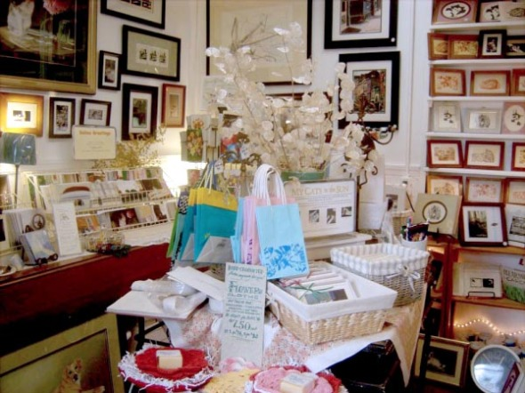 photo of gift shop