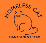 homeless cat management team logo